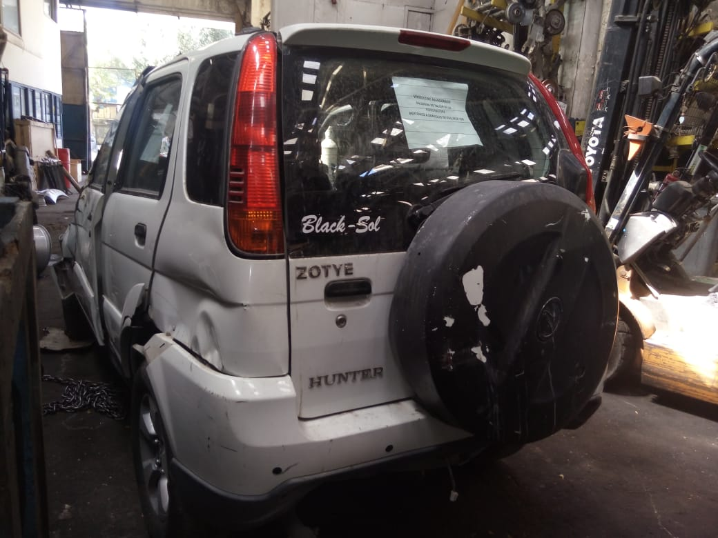 Zotye HUNTER FULL  1.3LTS. , 4x2 , GASOLINA 2009 - 5