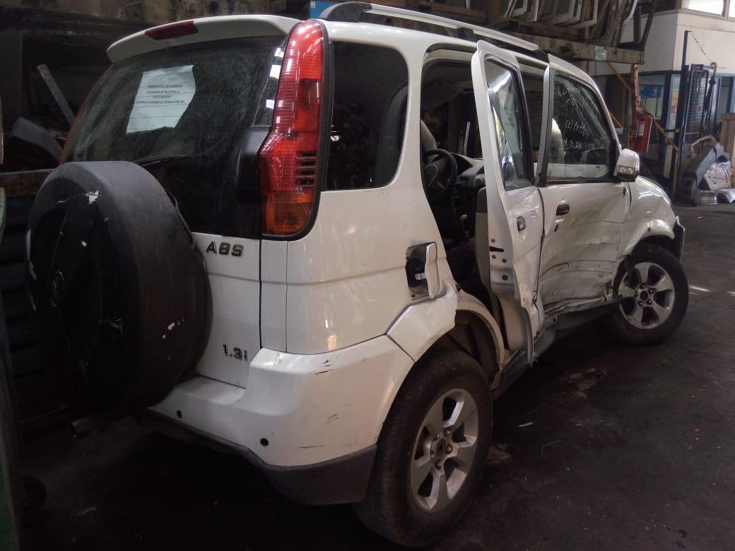 Zotye HUNTER FULL  1.3LTS. , 4x2 , GASOLINA 2009 - 6