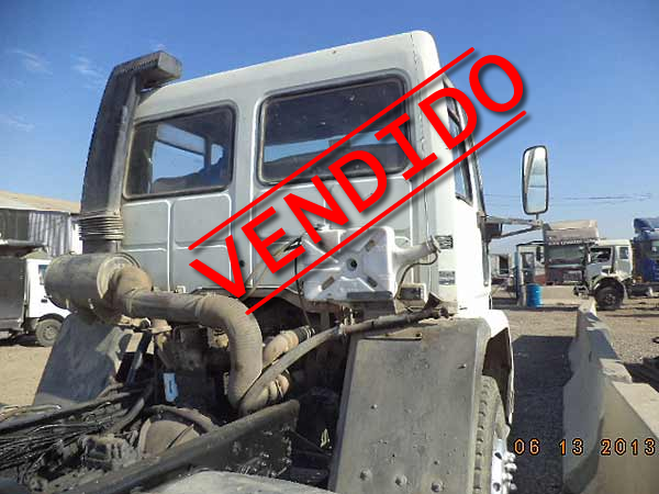 Ford Cargo 1722 1998 - 7